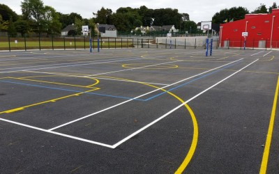 Sports Court Markings