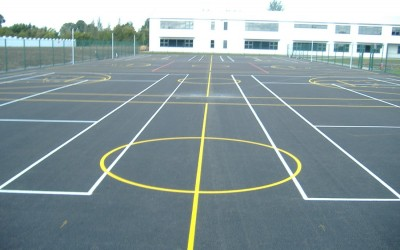 airport, playground markings 008