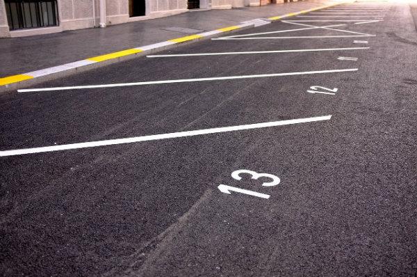 Carpark Markings